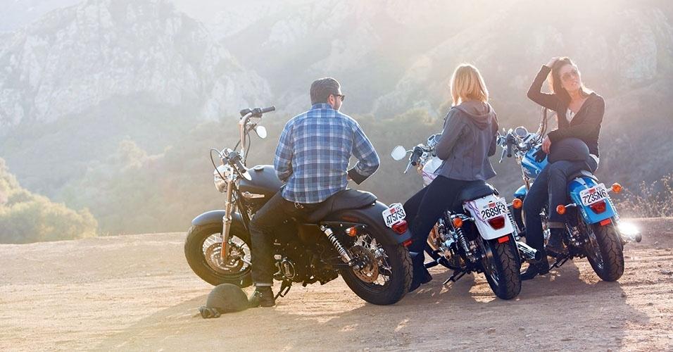 Motos da Harley-Davidson