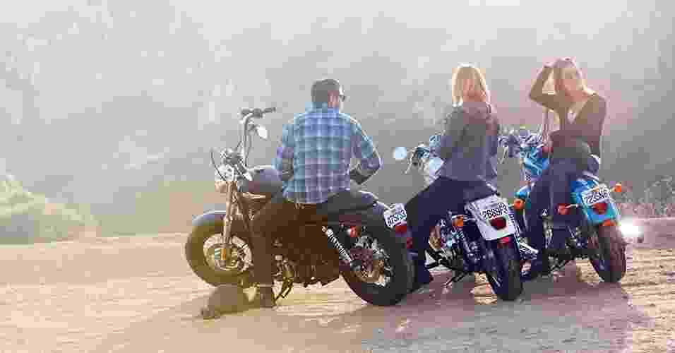 Motos da Harley-Davidson - Divulgação