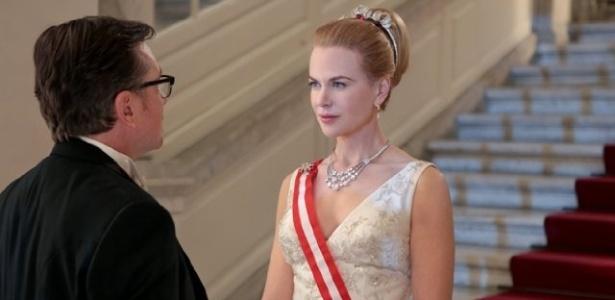 """Nicole Kidman como Grace Kelly em cena do filme """"Grace: A Princesa de Mônaco"""" - Divulgação"""