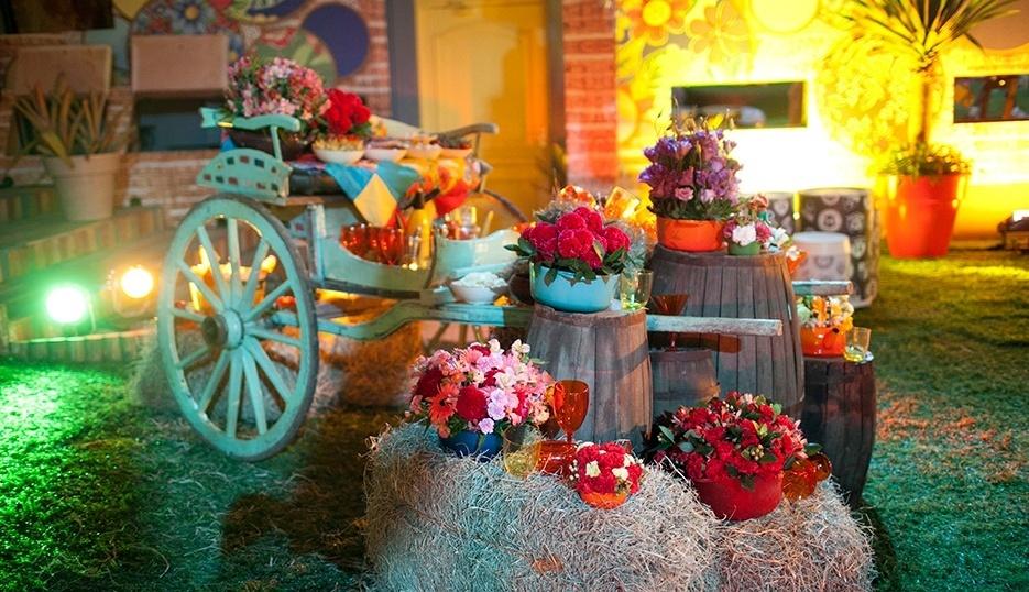 25,jan.2014 - Decoração da Festa Aperreada