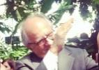 """Ary Fontoura faz 81 anos e comemora ao lado do elenco de """"Amor à Vida"""" - Reprodução/Instagram"""