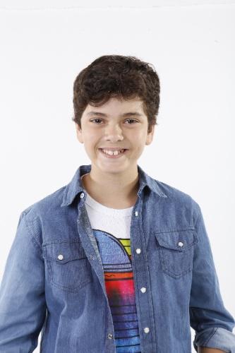 """André é vivido pelo ator Matheus Lustosa na segunda fase de """"Chiquititas"""""""