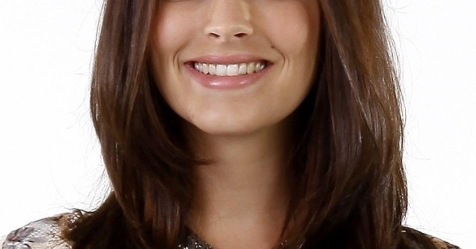 Brunna Martins interpreta Renata em
