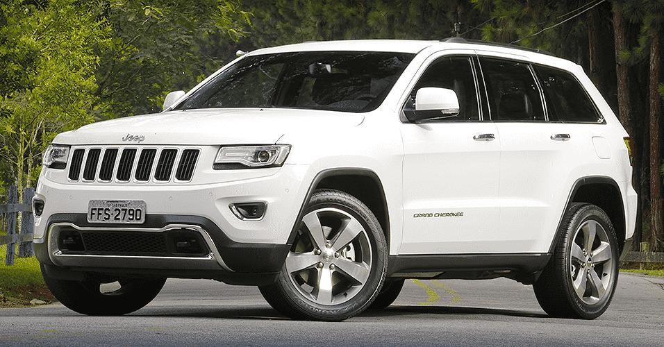 Jeep Grand Cherokee 2014 - Wander Malagrine/Divulgação