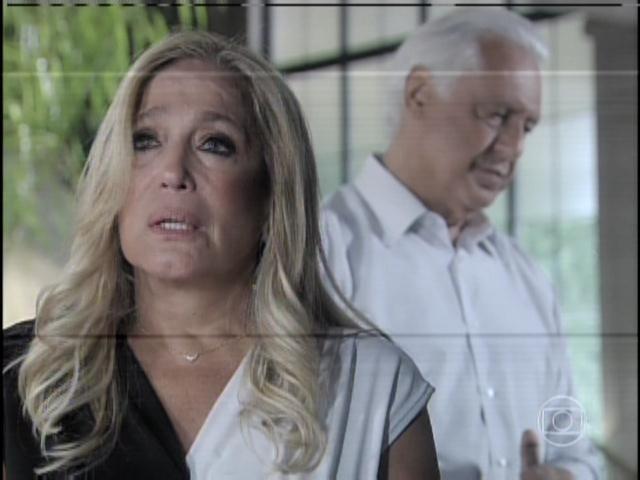 29.jan.2013 - César diz que foi burro em ter trocado Pilar por Aline