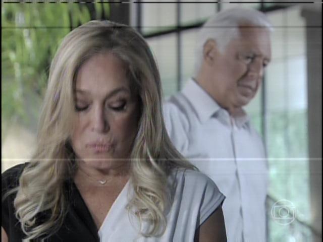 29.jan.2013 - O médico desabafa e revela se sentir humilhado por ter sido traído por Aline