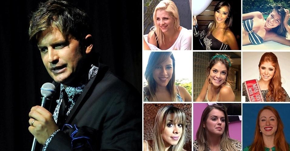 """29.jan.2014 - Dr. Rey comenta os seios das participantes do """"BBB14"""""""