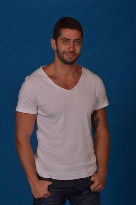 "jan.2014 - O participante Marcelo do ""BBB14"""