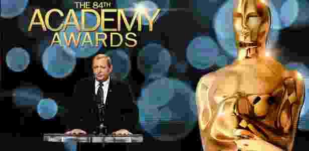 Tom Sherak na cerimônia do Oscar de 2012 - Phil McCarten/Reuters
