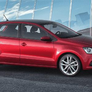 Volkswagen Polo 2014 europeu - Divulgação