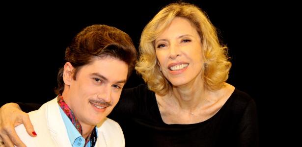 "Marília Gabriela participa de ""Chiquititas"" e entrevista Tomás Ferraz"