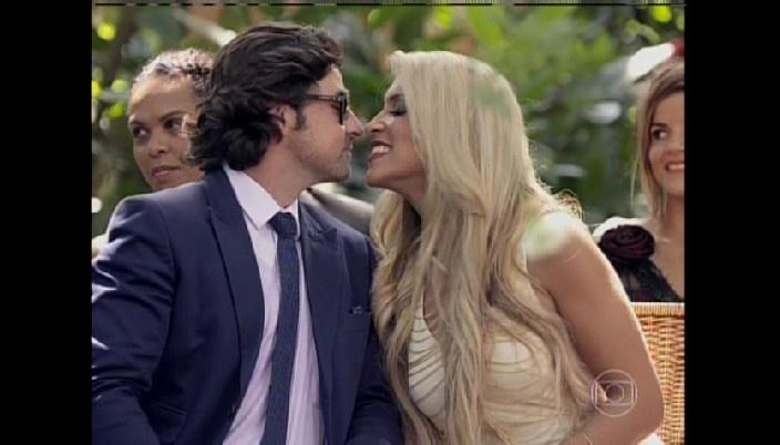 Murilo e Ellen ficam juntos