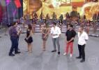 """No """"Domingão"""", eliminados questionam edição e rapidez de """"BBB14"""" - Reprodução/TV Globo"""