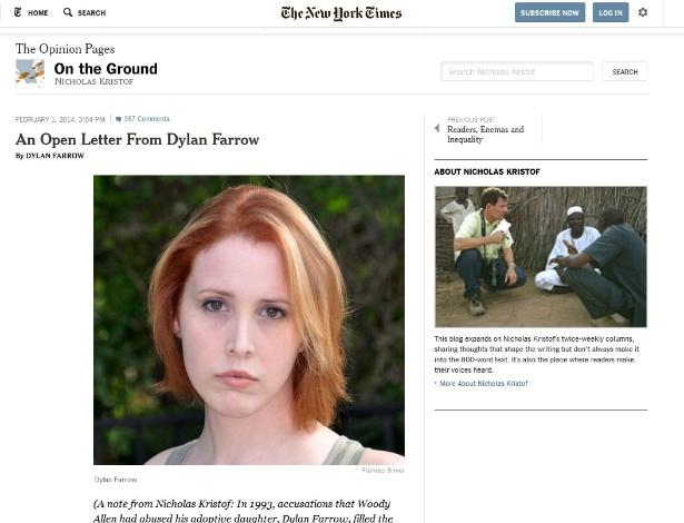 Reprodução/NYTimes