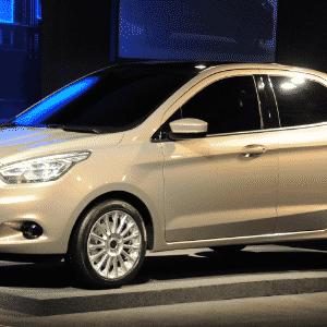 Ford Ka Concept 4-Portas (Ka Sedan) - Murilo Góes/UOL