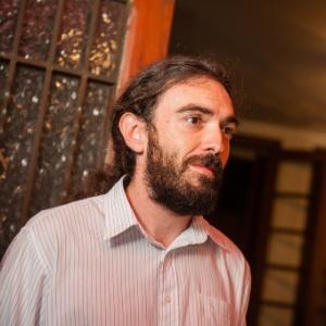 Alfredo Manevy, da SPCine, anunciou investimento da agência em séries - Avener Prado/Folhapress
