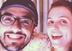 """Alisson, segundo eliminado do """"BBB14"""", posta foto com Monica Iozzi - Reprodução/Instagram"""