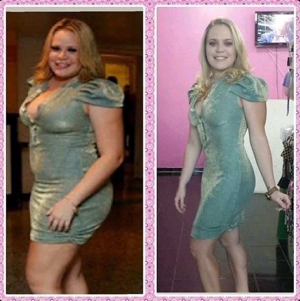 """A ex-sister Paulinha, do """"BBB11"""" emagreceu 35 quilos em oito meses"""