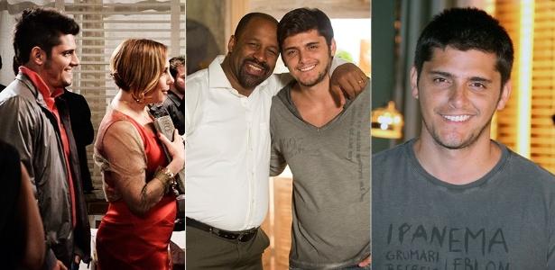 """Bruno Gissoni: ator viveu filho adotivo em """"Avenida Brasil"""", """"Flor do Caribe"""" e """"Em Família"""""""