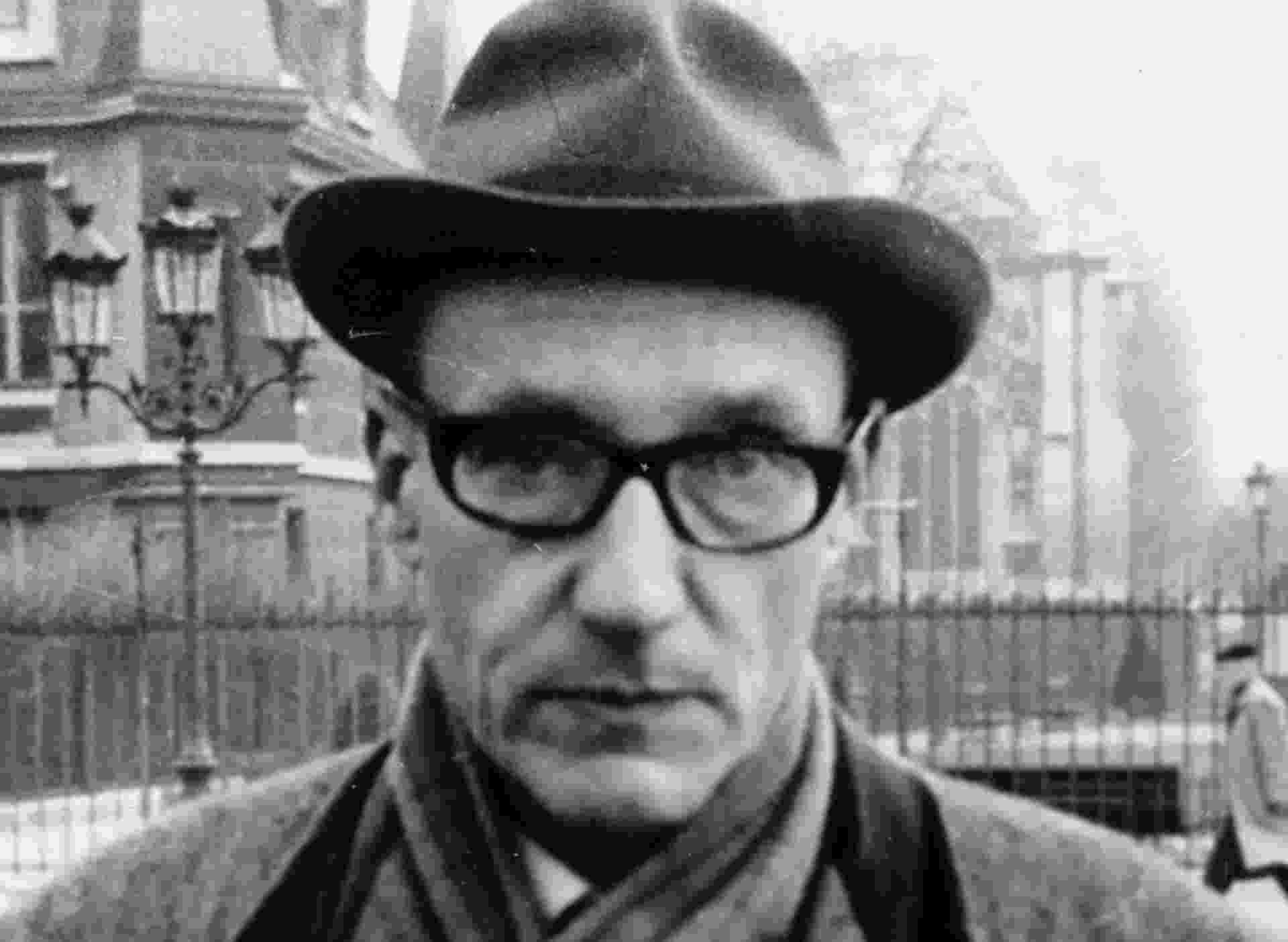 Burroughs em foto de arquivo sem data - Getty Images