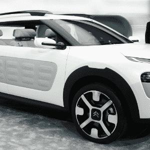 Citroën Cactus Concept - Murilo Góes/UOL