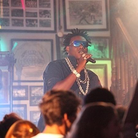 """MC Sapão canta em participação especial na """"Malhação"""" - Divulgaçõ/TV Globo"""