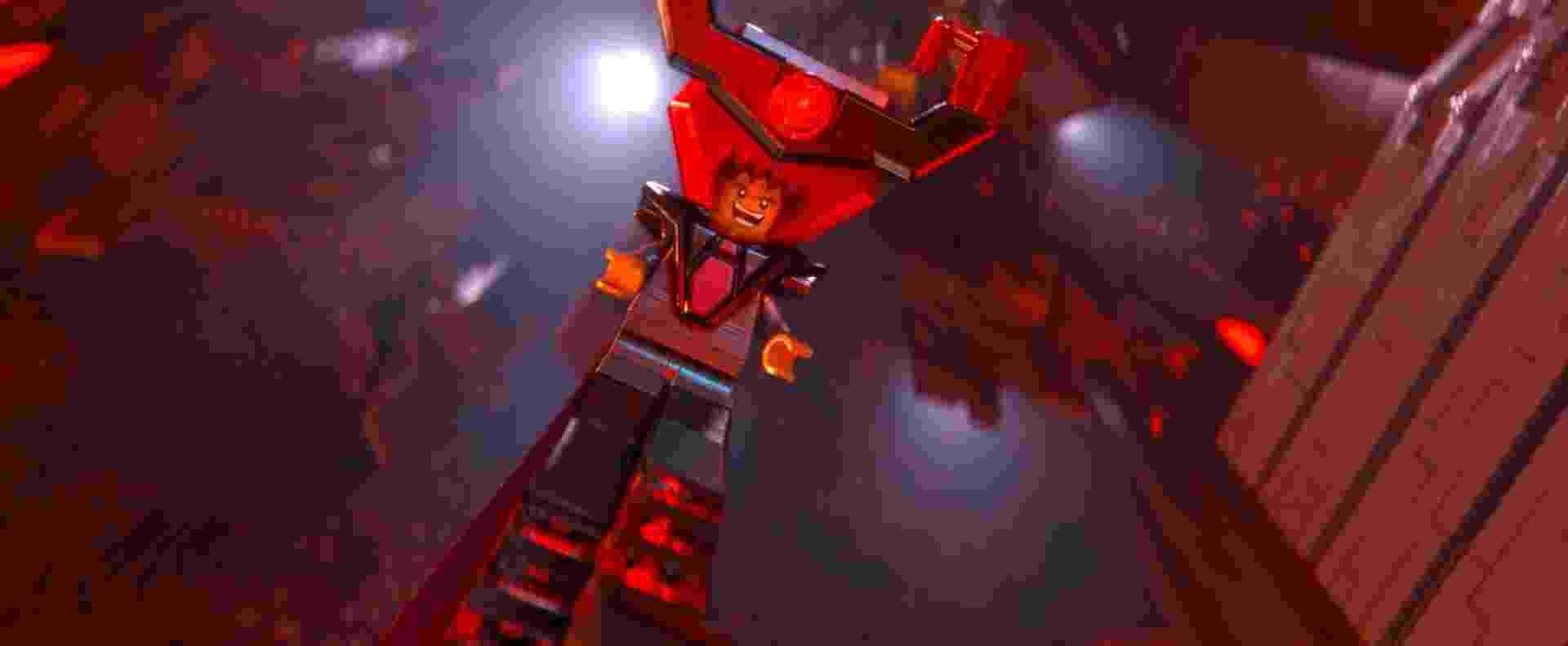 """Cena de """"Uma Aventura Lego"""", de Phil Lord e Christopher Miller - Divulgação/Warner"""