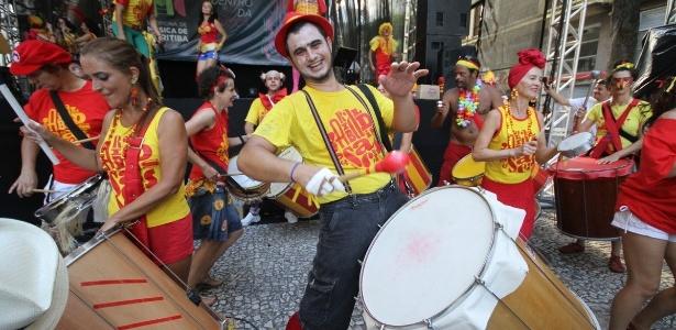 Bloco Garibaldis e Sacis começa programação do pré-Carnaval neste domingo (17), a partir das 15h na avenida Marechal Deodoro.