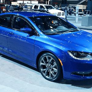 Chrysler 200 - Newspress