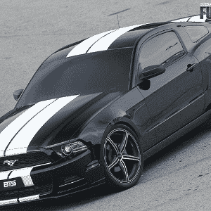 Ford Mustang 2013 V6 Fullpower - João Mantovani/Fullpower