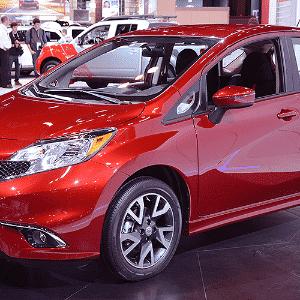 Nissan Versa Note SR - Newspress