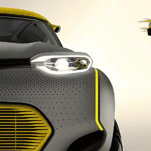 Renault Kwid Concept - Divulgação