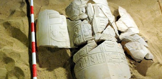 Missão espanhola faz descoberta que pode rever cronologia faraônica - EFE