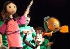 Peixonauta faz pocket-show gratuito em shopping da zona norte