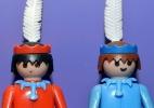 Playmobil faz 40 anos; relembre diferentes versões do brinquedo