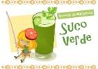 Aprenda uma receita de suco diferente