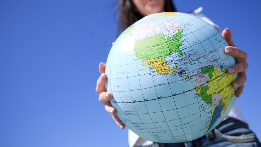 """Responder """"quantos países existem no mundo"""" não é simples - Thinkstock"""