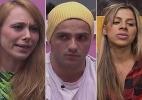 """Aline, Junior e Vanessa formam o 8º paredão do """"BBB14"""". Quem deve sair? - Reprodução/TV Globo"""