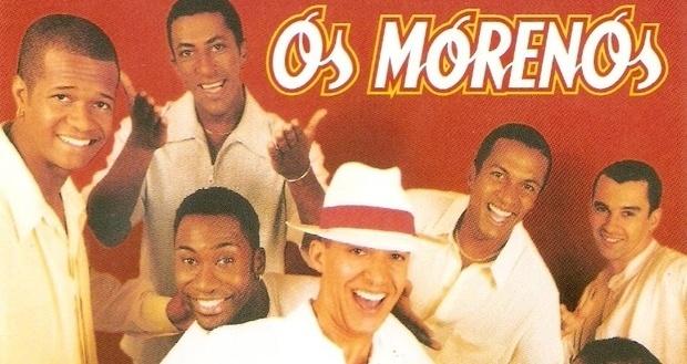 """Os Morenos :: Megahits: """"Marrom Bombom"""", """"Mina de Fé"""" e """"Amor de Verão"""""""