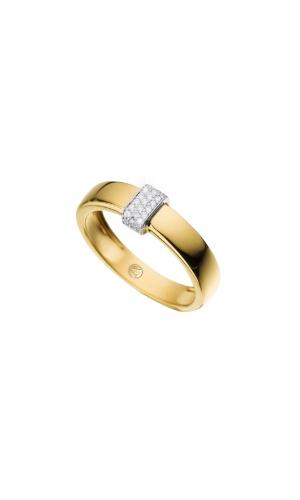 Anel ouro amarelo com diamantes; da Vivara (www.vivara.com.br), por R$ 2.190. Disponibilidade e preço pesquisados em fevereiro de 2014 e sujeitos a alteração