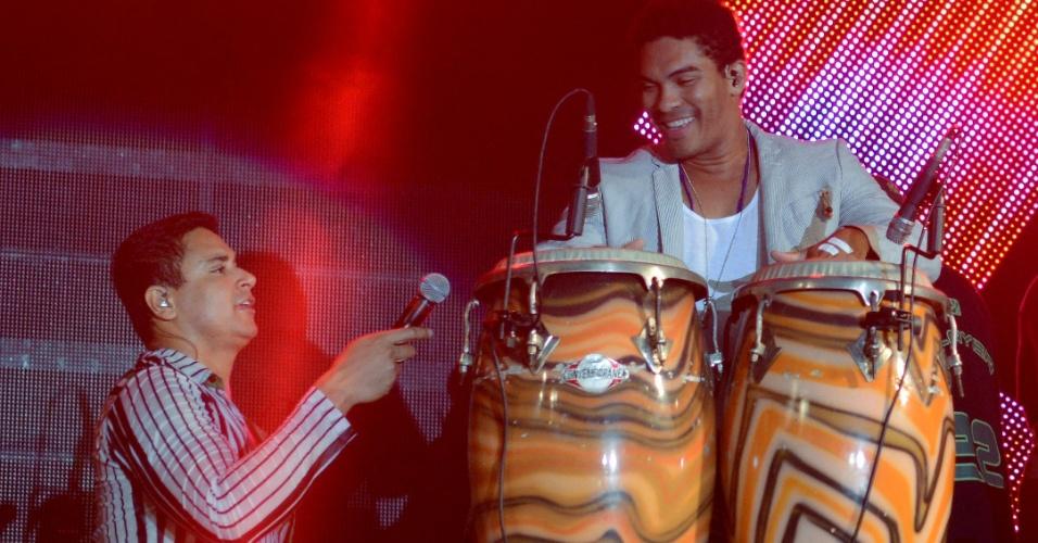 Ensaio do harmonia do samba