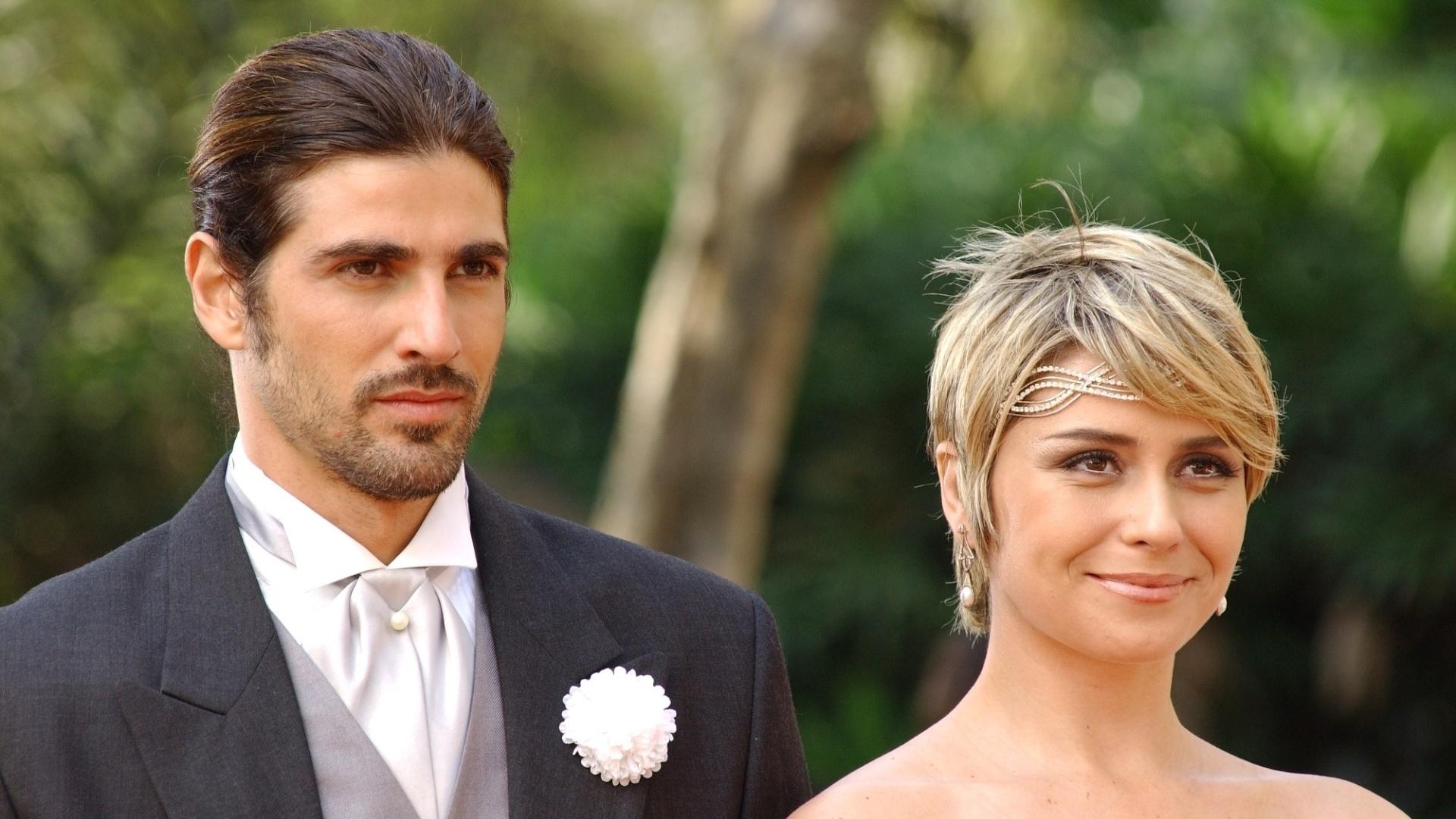 Em 2004, Antonelli interpretou a vilã Bárbara na novela