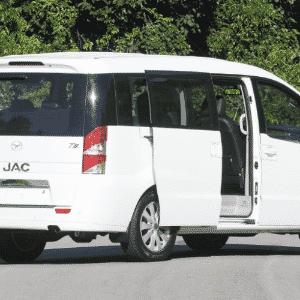JAC T8 - Divulgação