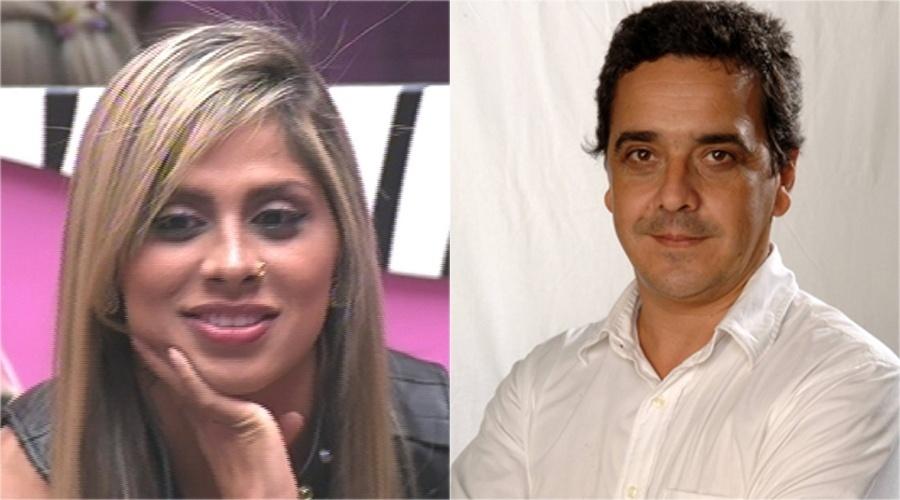 """Vanessa sugeriu que Letícia tentou seduzir o diretor do """"BBB"""" LP Simonetti, que atualmente é o dono da voz que dá as broncas nos brothers, e o áudio foi cortado"""