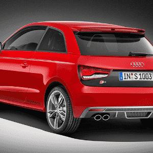 Audi S1 - Divulgação