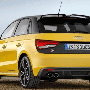 Audi S1 Sportback - Divulgação