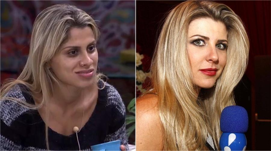 Vanessa elencou ex-BBBs que fazem sucesso na TV e não chegaram à final do programa. Quando citou Iris Stefanelli, que foi para a RedeTV!, foi cortada