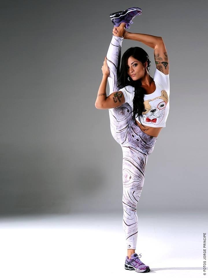 image Bailarina do faustao caiu na net