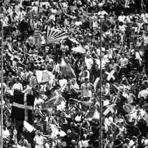 """A poucos meses da Copa do Mundo, o Museu do Condado de Los Angeles (LACMA, na sigla em inglês), nos EUA, inaugura a exposição """"Futebol: O Jogo Bonito"""" - Lyle Ashton Harris"""