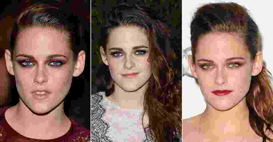 Currículo da beleza: Kristen Stewart - Getty Images